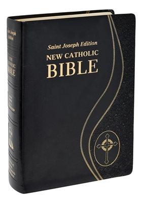 St. Joseph New Catholic Bible (Giant Type) 617/19B