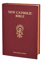 St. Joseph New Catholic Bible (Giant Type) 617/67