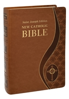 New Catholic Bible Giant Print 617/19TN