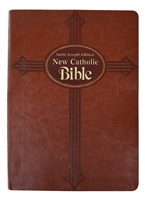 New Catholic Bible Large Print 614/19BN