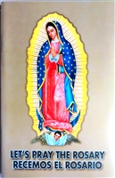 Let's Pray the Rosary Bilingual/ Recemos El Rosario Bilingue