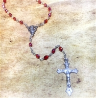 Children's Real Crystal Birthstone Rosary