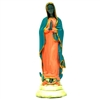 "4"" Our Lady of Guadalupe Statue"