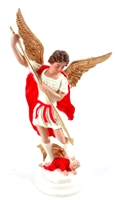 "4"" Saint Michael Magnetic Statue"