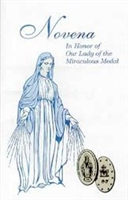 Novena in Honor of Our Lady of the Miraculous Medal