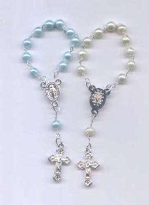 Pearl Finger Rosary