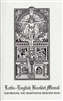 Latin-English Booklet for Requiem Mass