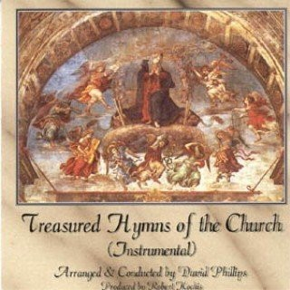 Treasured Hymns of the Church (Instrumental) CD