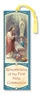 BOY'S FIRST COMMUNION LAMINATED BOOKMARK B6-678