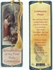 COMMUNION GIRL BOOKMARK WITH TASSEL B8-679
