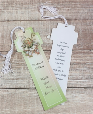 Confirmed in Christ Bookmark