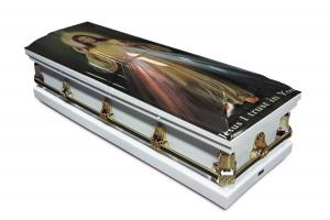 Divine Mercy Casket (English Inscription)