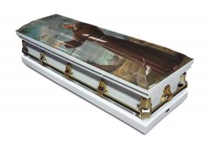 Saint Francis of Assisi Casket