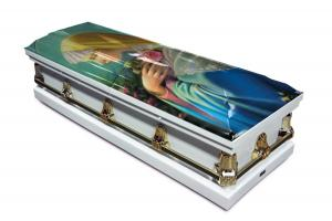 Mystical Rose Casket