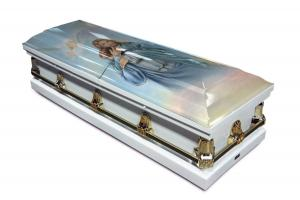 Jesus, Lord of Paradise Casket