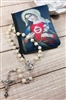 Immaculate Heart of Mary Rosary Pouch