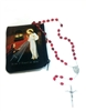 Jesus I Trust in You Rosary Pouch