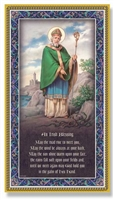 Saint Patrick Plaque E59-640