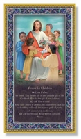 Prayer for Children Plaque E59-793