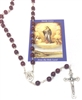 Glass Bead Rosary from the Holy Land