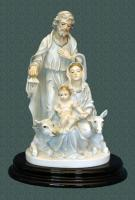 "Holy Family, 12"" by Ennio Furiesi"