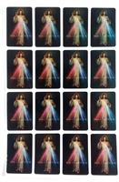 Divine Mercy Sticker Sheet