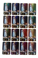 Our Lady of Fatima Sticker Sheet