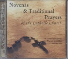 Novenas & Traditional Prayers of the Catholic Church CD