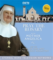 Pray The Rosary with Mother Angelica CD EWTN