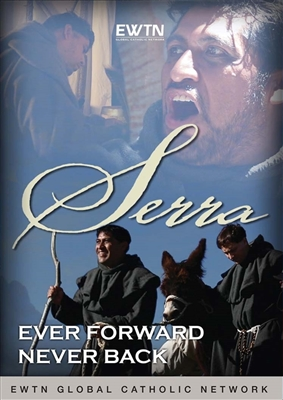 Serra Ever Forward Never Back DVD