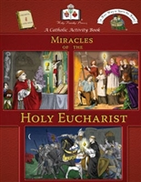 Miracles of the Holy Eucharist Activity Book