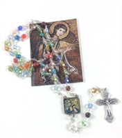Christmas Rosary L280NAT
