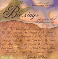 Blessings, CD