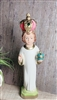 Infant Jesus of Prague 8inch Statue