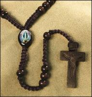 Our Lady of  Grace Cord Rosary