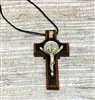 Saint Benedict Crucifix on Cord