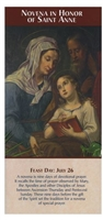 Novena in Honor of Saint Anne