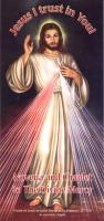 Novena and Chaplet to The Divine Mercy Pamphlet