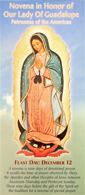 Novena in Honor of Our Lady Of Guadalupe NOV-99