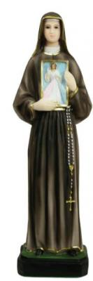 "20"" St. Faustina Statue"