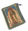 Our Lady of Guadalupe Cloth Rosary Pouch 25-500-GU