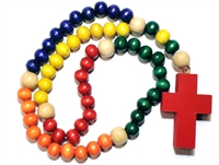 A Little Person's (Kid) Rosary