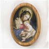 Mother and Child Sassoferato Rosary Box