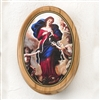 Our Lady Unitier of Knots Rosary Box RBW1434
