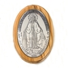 Miraculous Medal Rosary Box RBQ1440