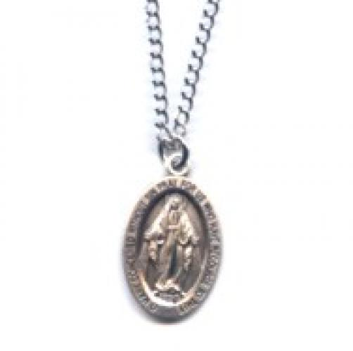 Sterling Silver Or Gold Miraculous Medal