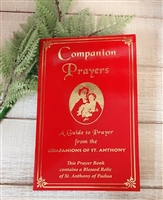 Companion Prayers A Guide to Prayer from Companions of St. Anthony
