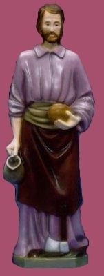Saint Joseph The Worker 24 Inch Outdoor Statue