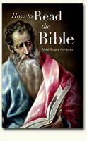 How to Read the Bible by Abbe Roger Poelman