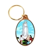 Our Lady of Fatima Keychain from Shomali